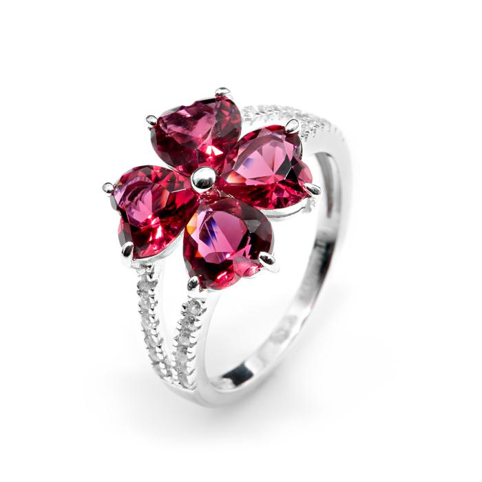 Серебряное кольцо Фианит арт. r907821 r907821