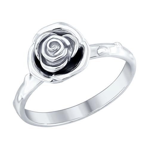 Серебряное кольцо Без вставки арт. 94012424 94012424