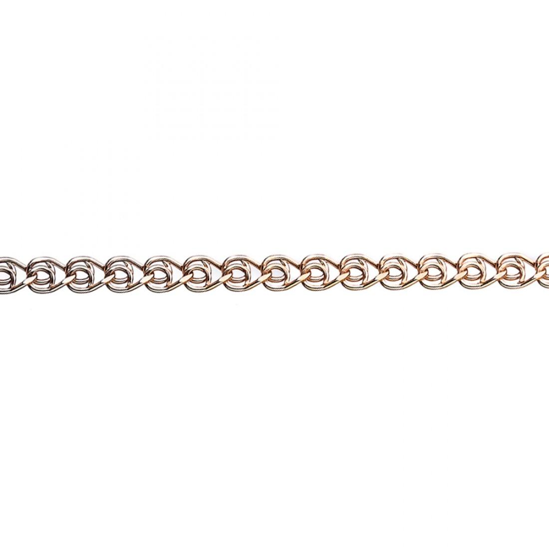 Облегченная цепь из золота арт. 8060270п 8060270п