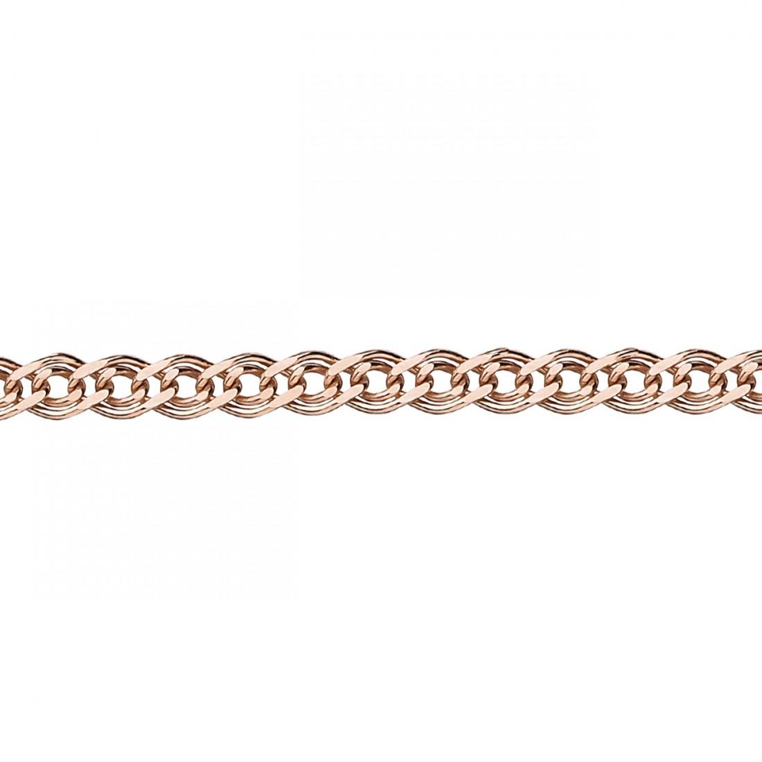Облегченная цепь из золота арт. 8050155п 8050155п