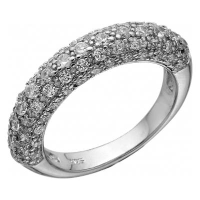Серебряное кольцо Фианит арт. jnr 75 jnr 75