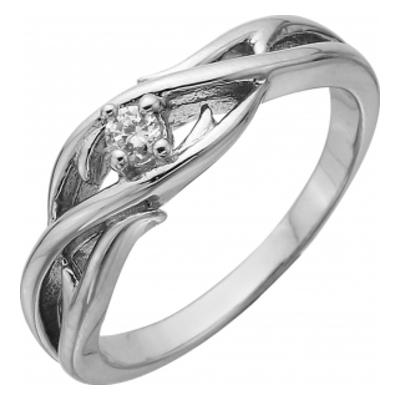 Серебряное кольцо Фианит арт. jnr 85 jnr 85