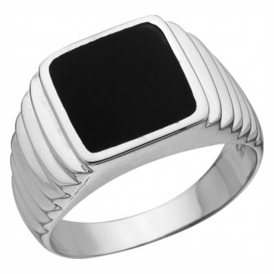 Серебряное кольцо Эмаль арт. jnr 97 jnr 97
