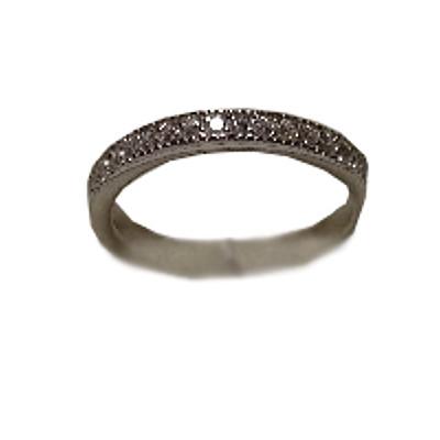 Серебряное кольцо Без вставки арт. к3011р к3011р