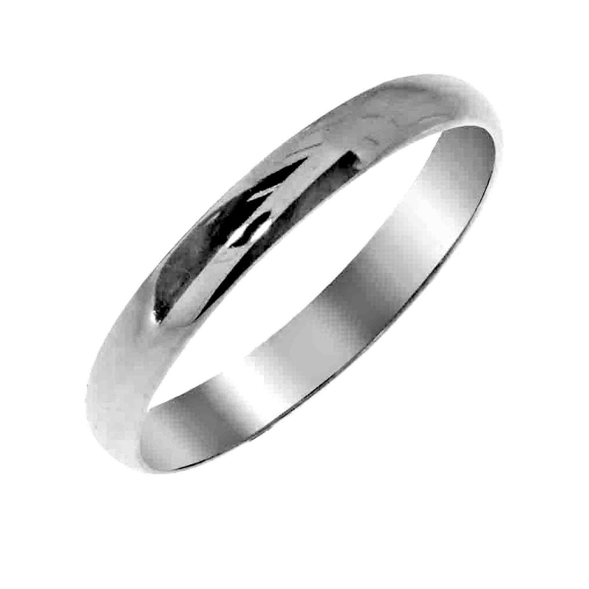 Обручальное кольцо из серебра арт. 3407008051 3407008051