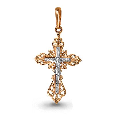 Золотой крест арт. 11863 11863