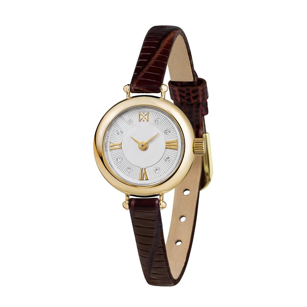 Женские часы из лимонного золота арт. 0362.0.3.13с 0362.0.3.13с