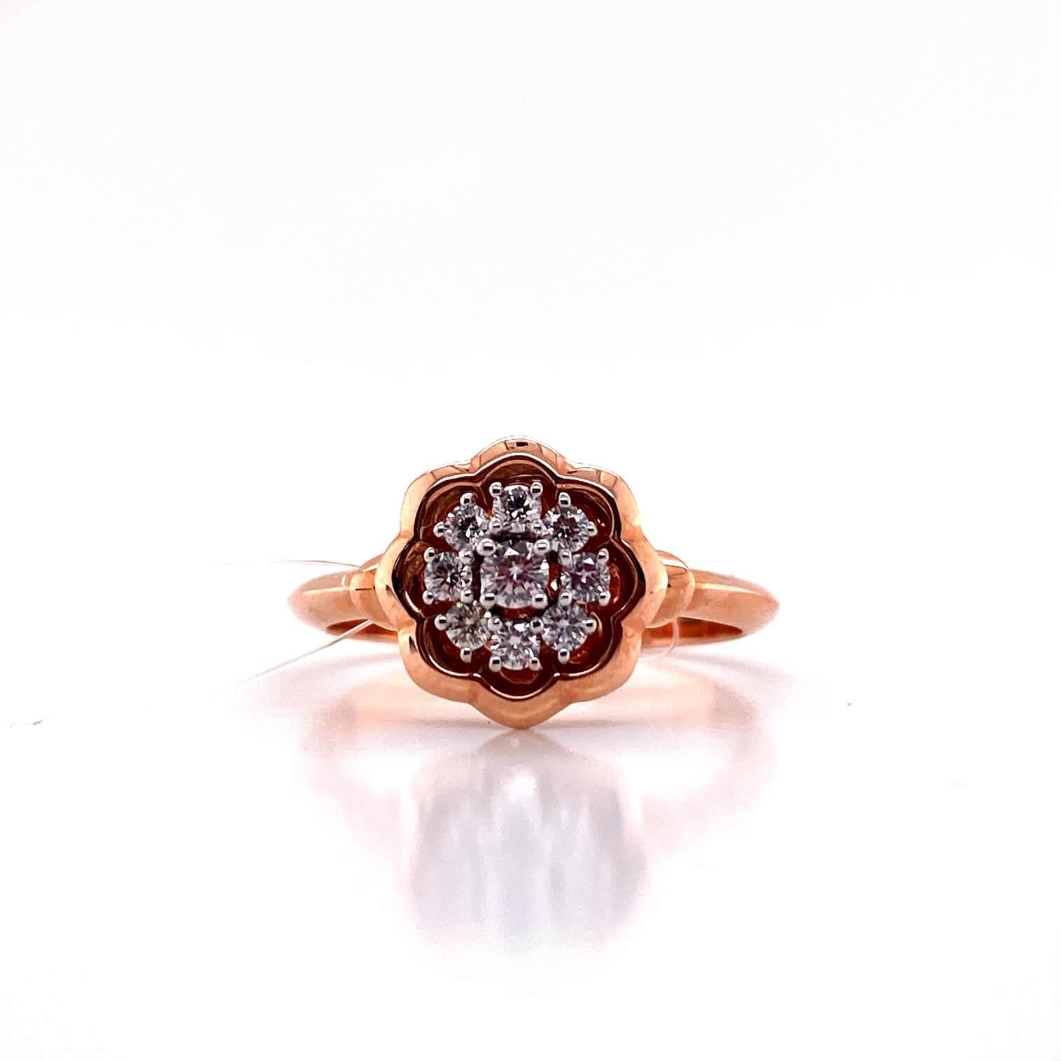 Золотое кольцо Бриллиант арт. 02к148-01 02к148-01