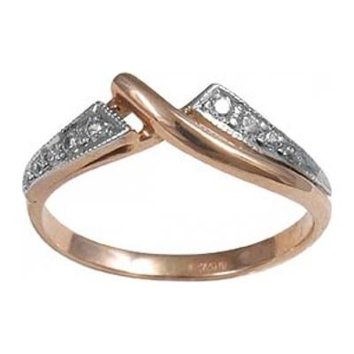 Золотое кольцо Бриллиант арт. 1000691-13240 1000691-13240