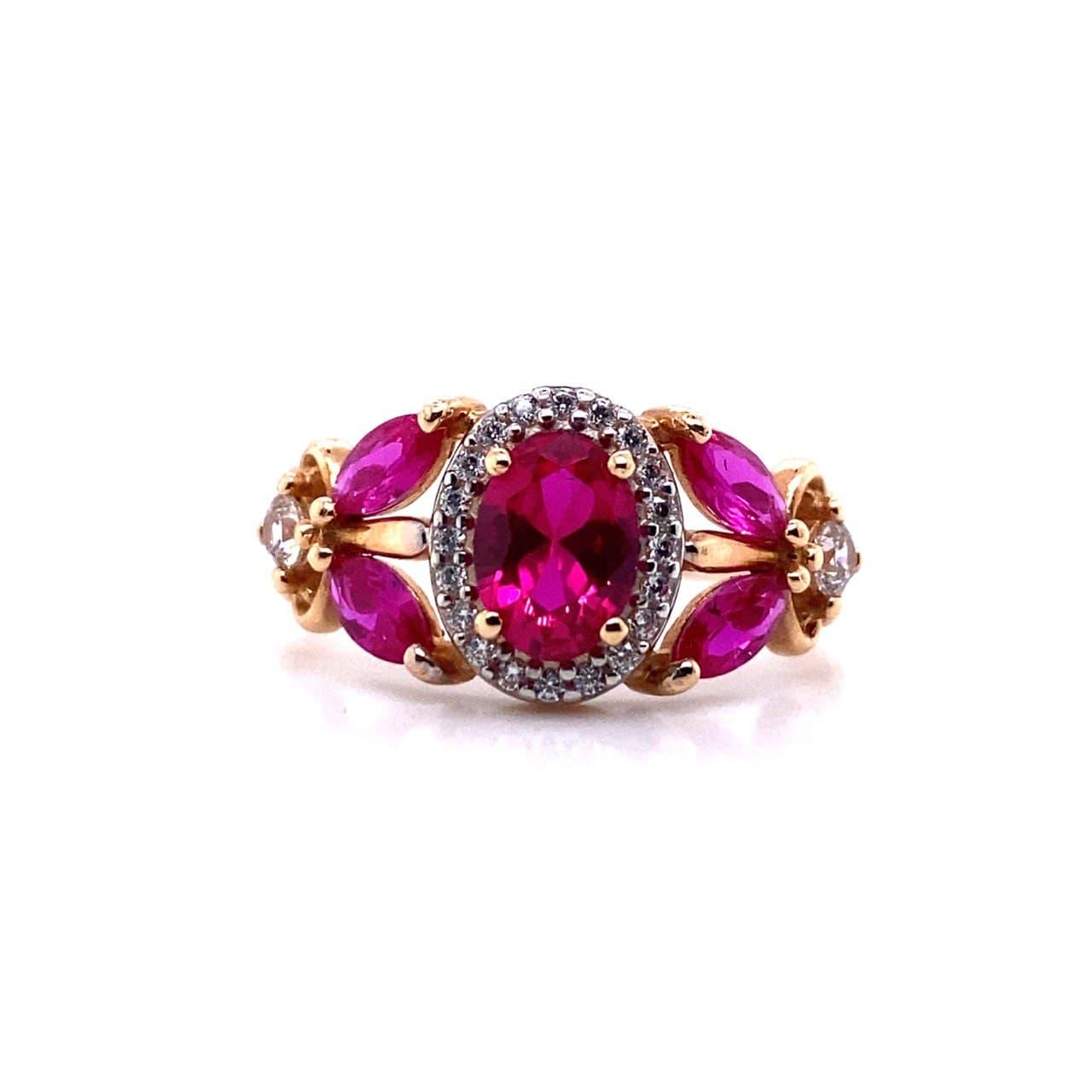 Золотое кольцо 11619Ср