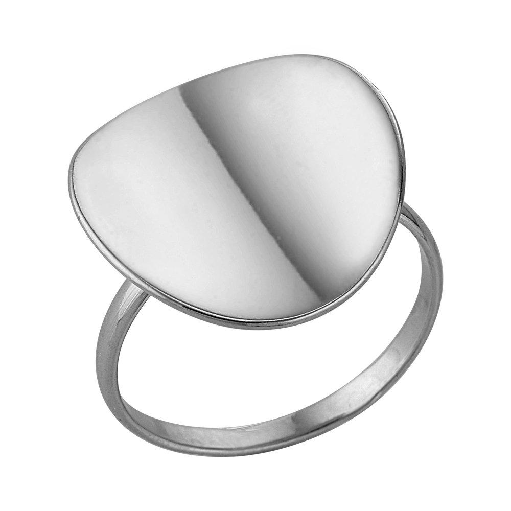 Серебряное кольцо Без вставки арт. 2302662д 2302662д
