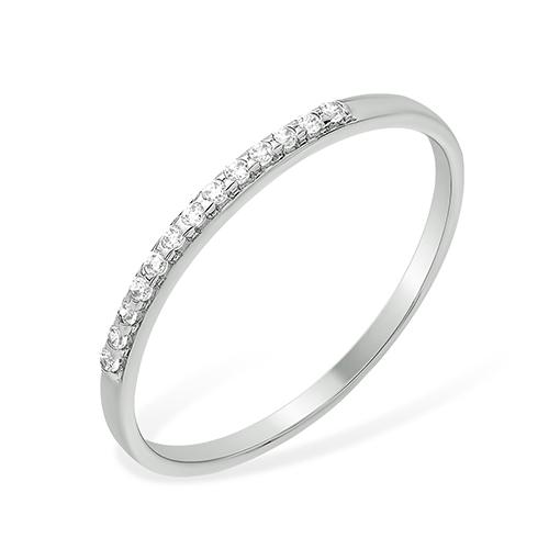 Серебряное кольцо Фианит арт. 1010011687-501 1010011687-501