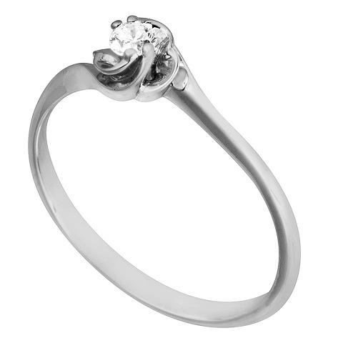 Золотое кольцо Изумруд арт. 1-02015 1-02015