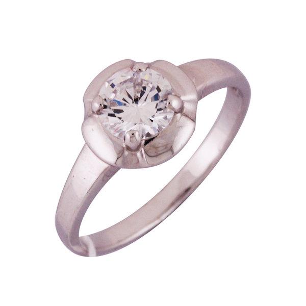 Серебряное кольцо Фианит арт. 1130552 1130552