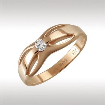Золотое кольцо Бриллиант арт. 90932 90932