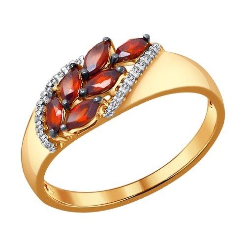 Золотое кольцо Без вставки арт. 714048 714048