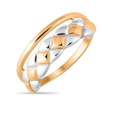 Золотое кольцо Без вставки арт. 01-105506 01-105506