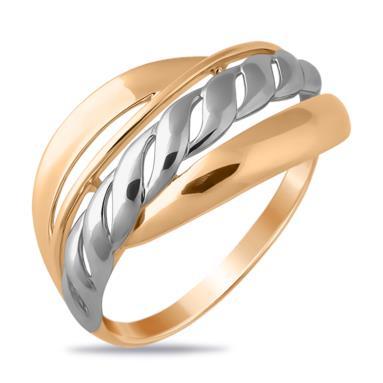 Золотое кольцо Без вставки арт. 01-105614 01-105614