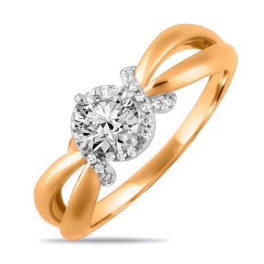 Золотое кольцо Фианит арт. 01-115322 01-115322