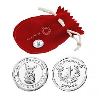 Серебряная монета арт. 3400029296м 3400029296м
