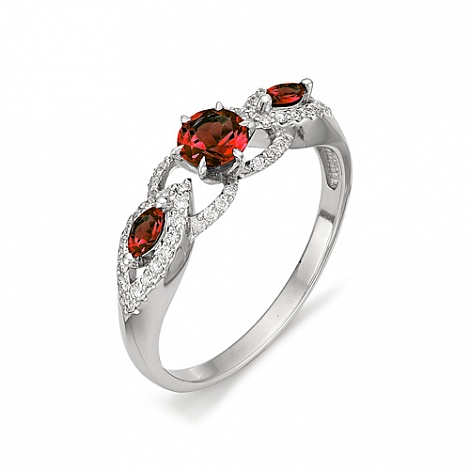 Серебряное кольцо 01-0268/0грм-00