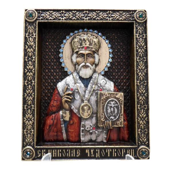 Икона Николай Чудотворец святой арт. Н.Угодник 1.15.12.5 Н.Угодник 1.15.12.5