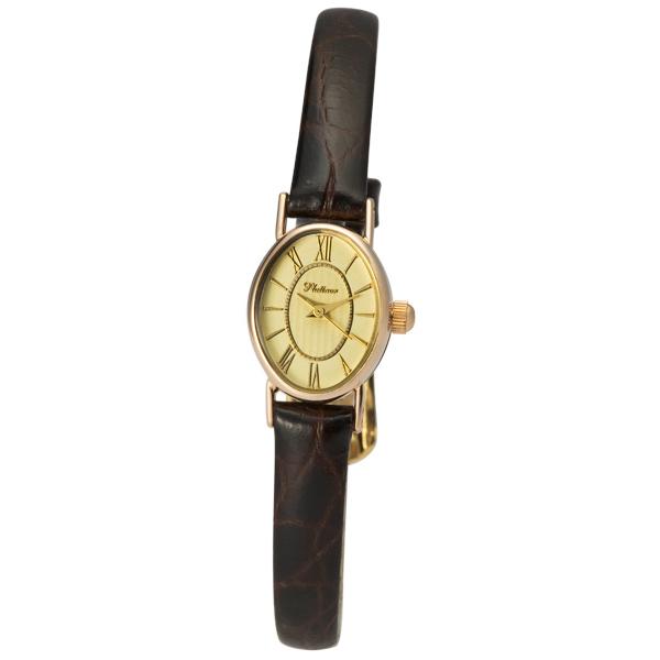 Женские часы из золота с серебром 925 пробы арт. 44430.420 44430.420
