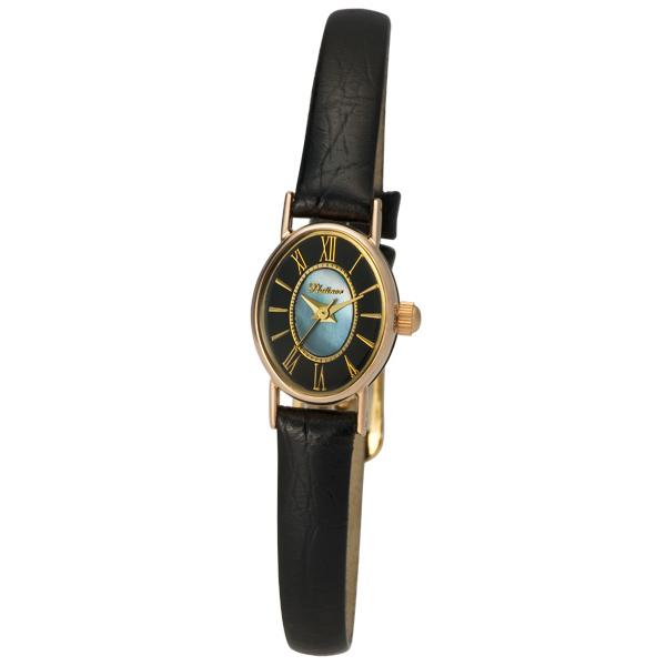 Женские часы из золота с серебром 925 пробы арт. 44430.517 44430.517