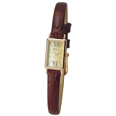 Женские часы из золота с серебром 925 пробы арт. 200230.432 200230.432