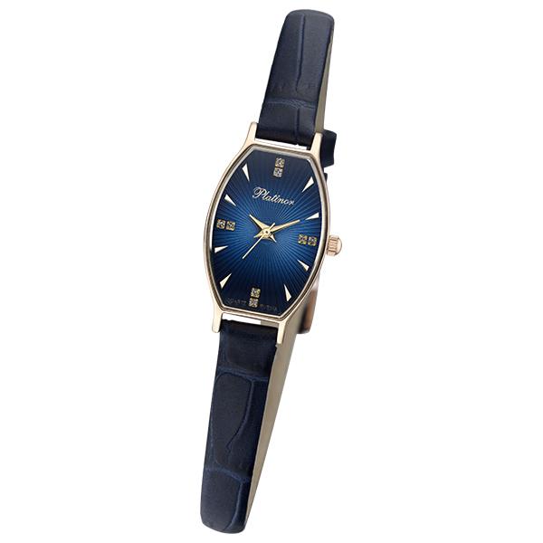 Женские часы из золота с серебром 925 пробы арт. 43430.603 43430.603