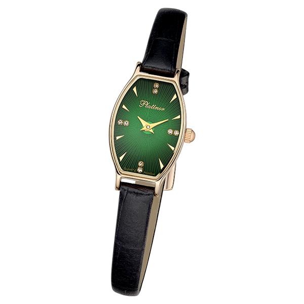 Женские часы из золота с серебром 925 пробы арт. 43430.803 43430.803