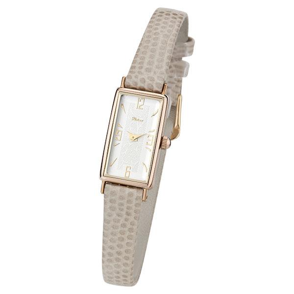Женские часы из золота с серебром 925 пробы арт. 42530.253 42530.253