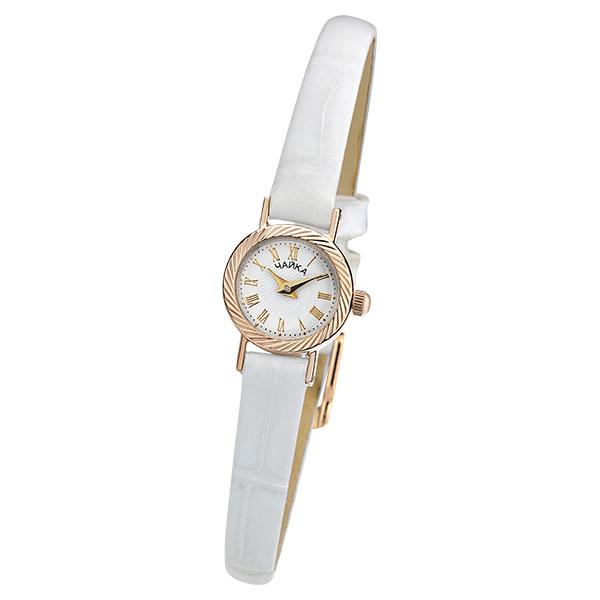 Женские часы из золота с серебром 925 пробы арт. 44130-5.120 44130-5.120