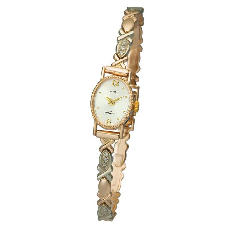 Женские часы из золота арт. 44350-2.206 44350-2.206
