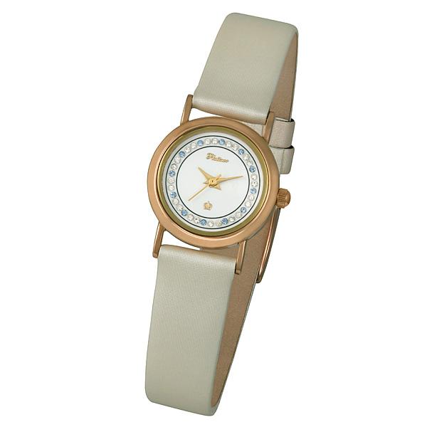 Женские часы из золота с серебром 925 пробы арт. 98130-2.326 98130-2.326