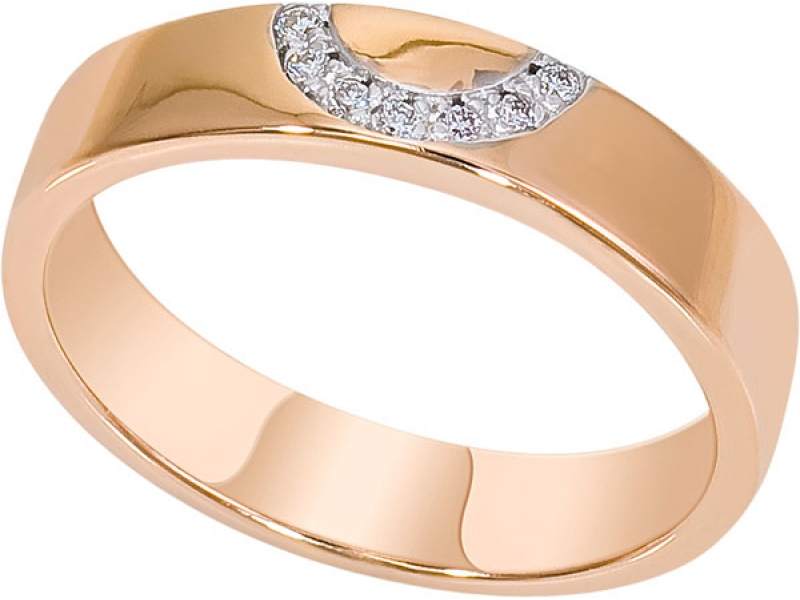 Золотое кольцо Бриллиант арт. 1017421-11140 1017421-11140