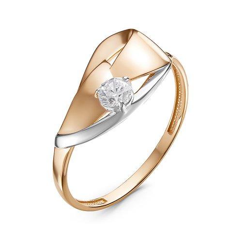 Золотое кольцо Фианит арт. 117497 117497