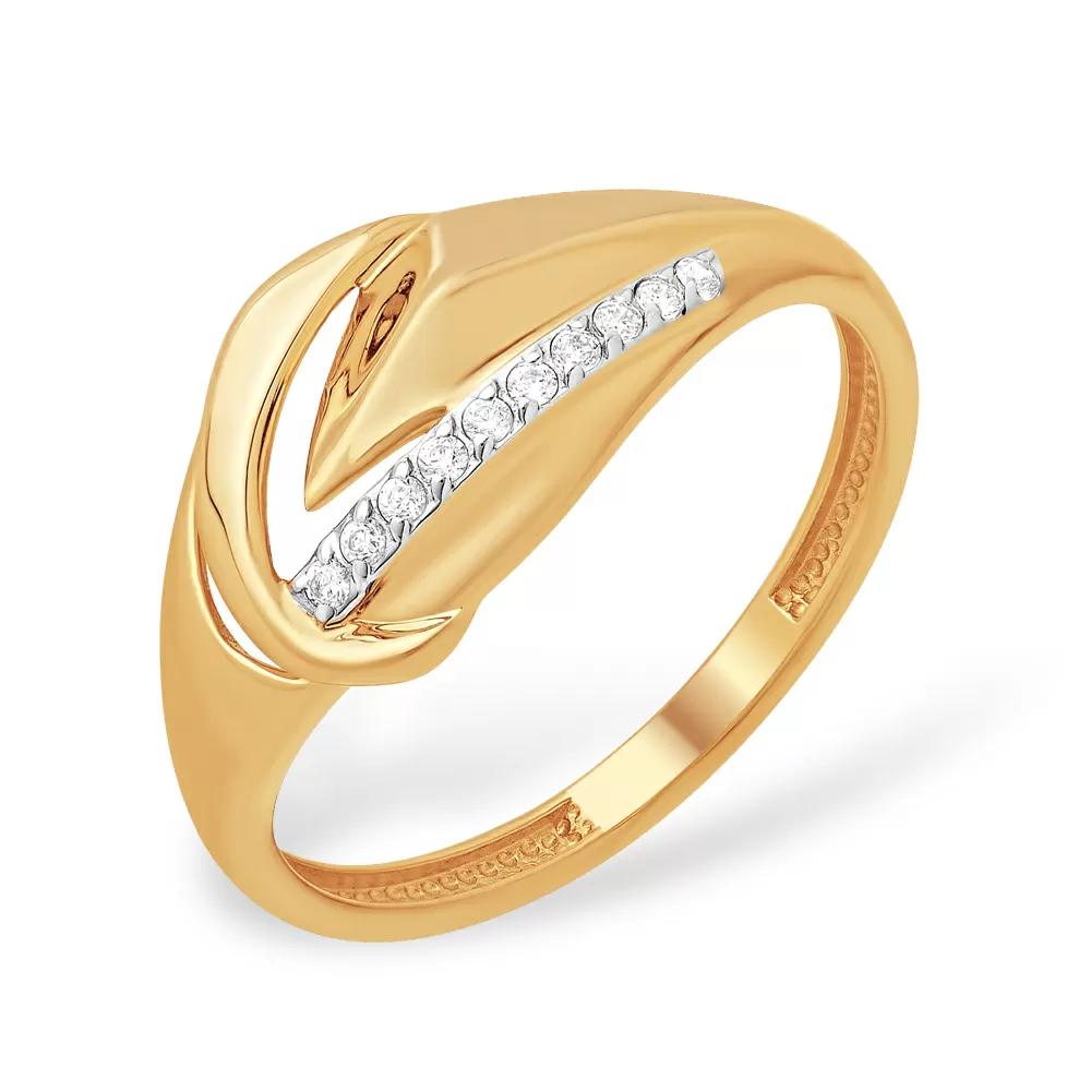 Золотое кольцо к13211354