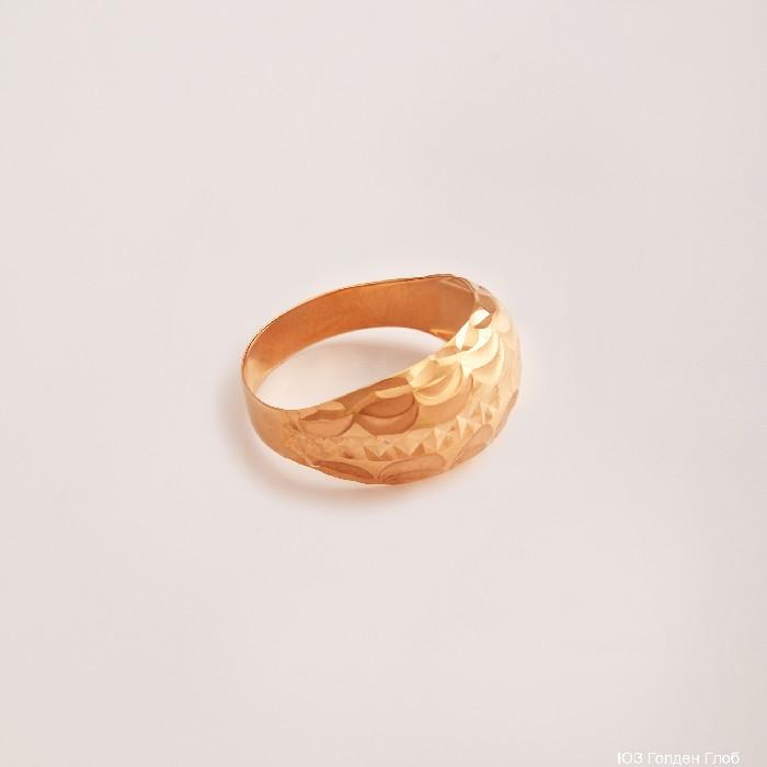 Золотое кольцо Без вставки арт. к.08-01 к.08-01