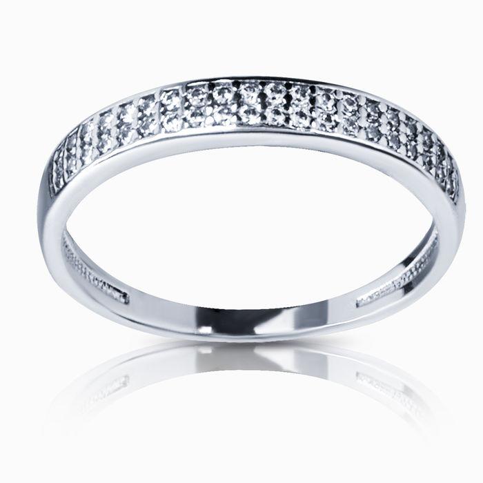 Серебряное кольцо Фианит арт. 48067 48067