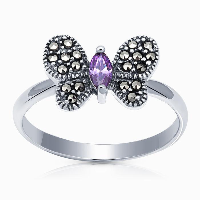 Серебряное кольцо Прочие и Фианит арт. 43316 43316