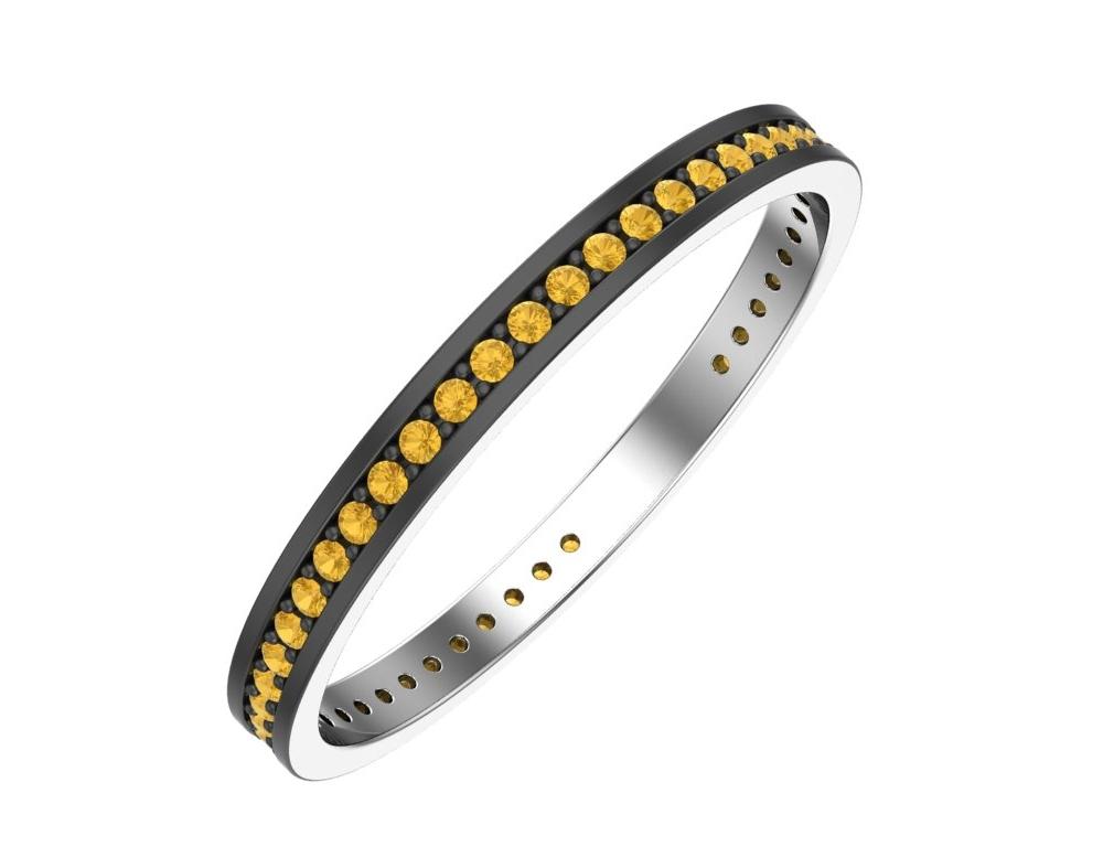 Серебряное кольцо Фианит арт. 0101184-00665 0101184-00665