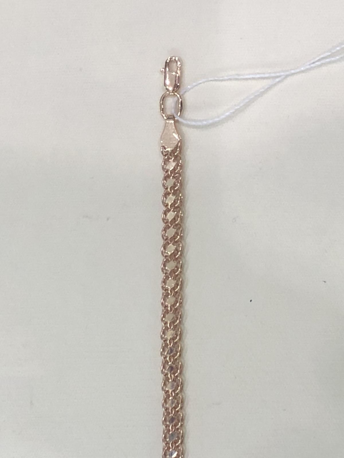 Облегченная цепь из золота арт. кайзер ц040 кайзер ц040