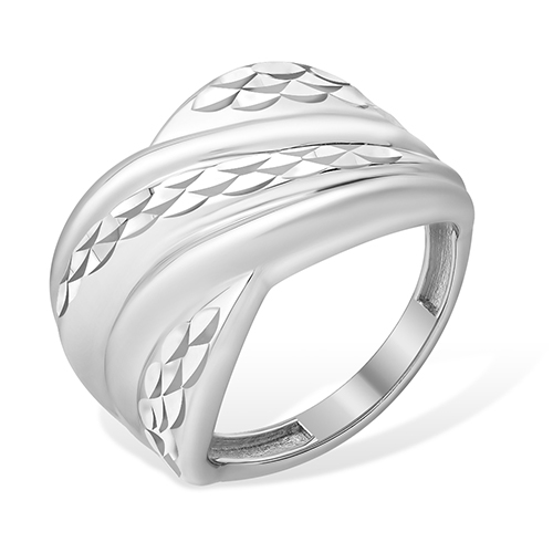 Серебряное кольцо 1000115120