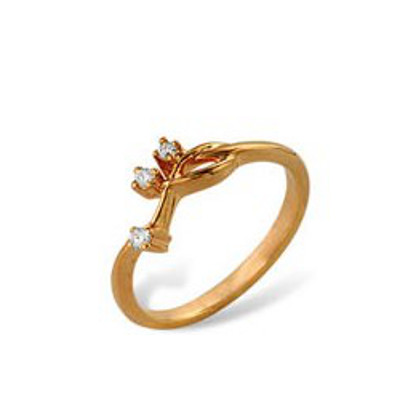 Золотое кольцо Бриллиант арт. 94000012 94000012
