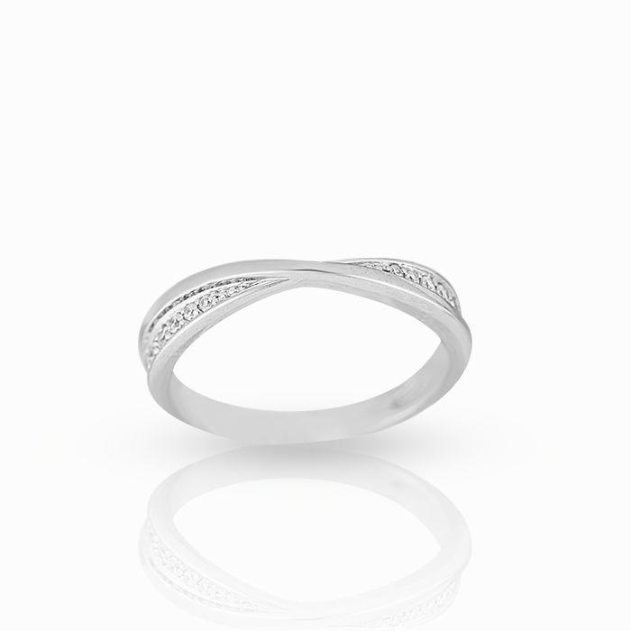 Серебряное кольцо Фианит арт. 48858 48858