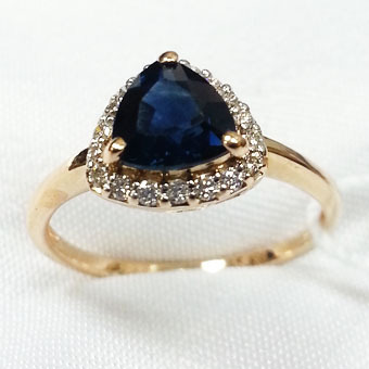 Золотое кольцо Бриллиант и Прочие арт. 555923крд 555923крд