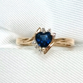 Золотое кольцо Бриллиант и Прочие арт. 555520крд 555520крд
