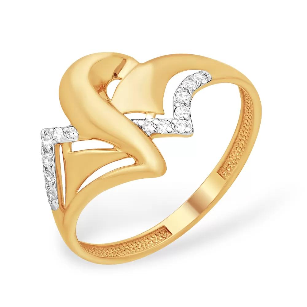 Золотое кольцо к13211367