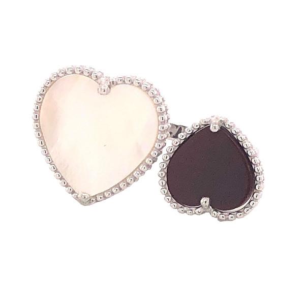 Серебряное кольцо Прочие арт. VKss-42-02 VKss-42-02